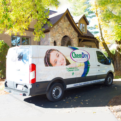 A+ Chem-Dry provides professional carpet and upholstery cleaning services in Merced